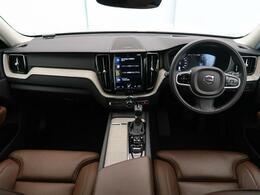 2019年モデル!XC60 D4 インスクリプション入庫しました!人気のディーゼルモデルです!濃茶本革!安全装備はもちろんベンチレーションやシートヒーターなど上級グレードならではの装備が充実!