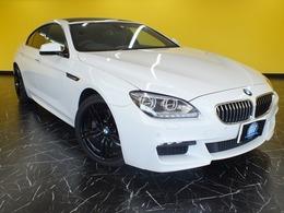 BMW 6シリーズグランクーペ 640i Mスポーツパッケージ ワンオ-ナ- タイヤ4本新品交換サービス