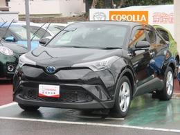 トヨタ C-HR ハイブリッド 1.8 S LED エディション SDナビ/衝突防止装置/オートマハイビーム