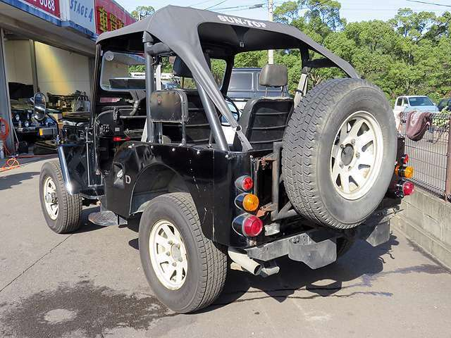 お客様のご要望に添ったSUV車を製作する事も可能です!ご要望があればあなた好みの4WD車を作っちゃいます♪