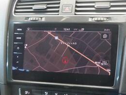 """純正オプションである""""Discover Pro""""9.2インチの大画面でナビ、車両を総合的に管理するインフォテイメントシステムです。"""