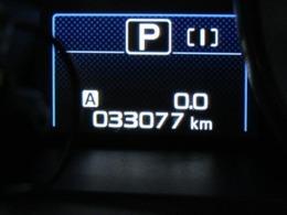 走行距離は少なく、およそ33,000kmです。