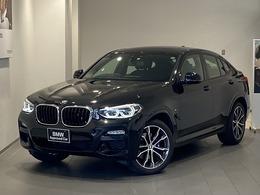 BMW X4 xドライブ30i Mスポーツ 4WD サンルーフ1オーナー禁煙ハーマンカードン