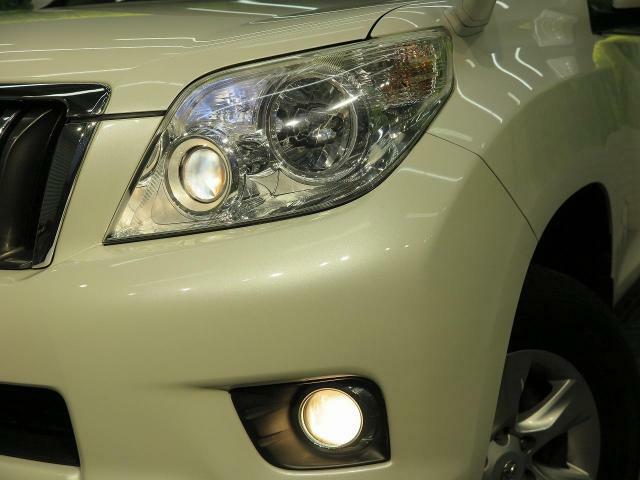 社外LEDキットのお取付はいかがですか?夜間の走行もより視界良好で視認性もよくなります☆