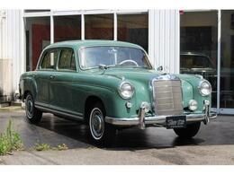 メルセデス・ベンツ Sクラス W180 220S 1959年式 ディーラー車