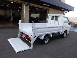 日産 バネットトラック 積載850kg 垂直パワーゲート
