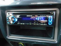 ドライブのお供に!CDチューナー付きです。