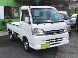 ダイハツ ハイゼットトラック 660 エクストラ 3方開 4WD ワンオーナー 5MT エアコン PW 荷台灯
