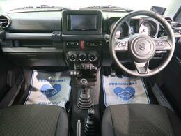 ●現行型ジムニーXC入庫しました!11型のジムニーを思い出しますね☆洗練されたデザイン且つSUVテイストは損なわない、、、今注目のお車です!