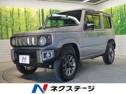 スズキ ジムニー 660 XC 4WD 5MT 禁煙車 デュアルセンサーブレーキ