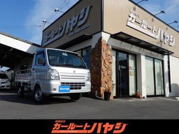 スズキ キャリイ 660 KCエアコン・パワステ 3方開 4WD 荷台ゴムマット&手すり/ラバーマット