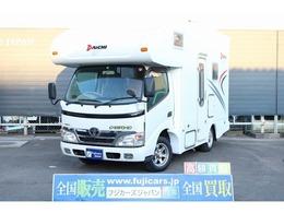 トヨタ カムロード キャンピング ノースライフ グランド大地 床暖 FFヒーター インバーター1500W
