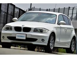 BMW 1シリーズ 118i 走行3.3万km ETC ナビTV 禁煙 評価4.5点