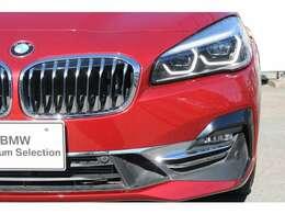 BMW純正LEDヘッドライト!