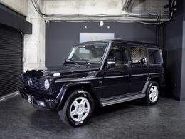 メルセデス・ベンツ Gクラス G500L 4WD D車/サンルーフ/純正ナビ/黒革パワーシート