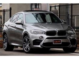 BMW X6 M 4.4 4WD 575ps/リアエンターテイメント/