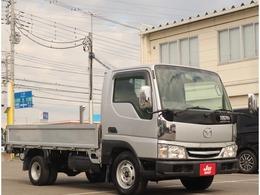 マツダ タイタンダッシュ 平ボディ 超低床・ガソリン車・積載1.5トン