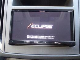 オプション設定の【社外SDナビ】DVD再生も可能です☆快適で楽しいドライビングを実現します。