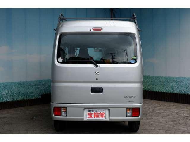 お買い得の『エブリイ660PA ハイルーフ5AGS車』が入庫しました!☆一般道、高速道路、試運転実施済みです!ご試乗も可能です☆