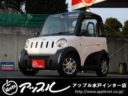 国産車その他 超小型電気自動車 e-Apple EV パノラマルーフ LEDヘッドライト 1年保証