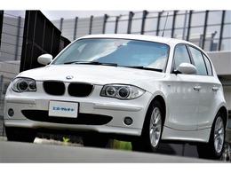 BMW 1シリーズ 116i 検3/8 走行5.4万km  ETC 禁煙 評価4点