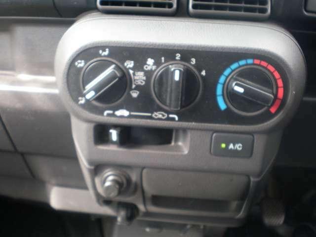 ◇エアコンもついており夏でも冬でも快適にドライブができます♪◇