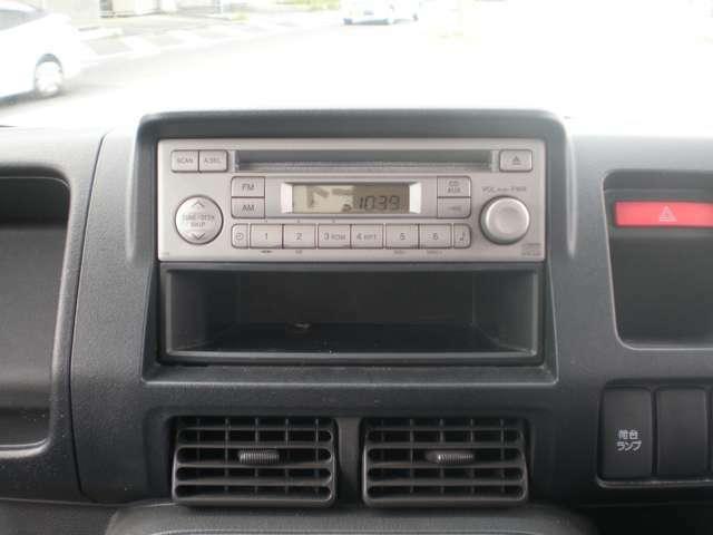 ◇CDデッキがついており、ちょっとしたお出掛けなどでも自分の好きな音楽でドライブができます♪◇