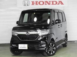 ホンダ N-BOX カスタム 660 G L ホンダセンシング 4WD サポカーS ETC 4WD