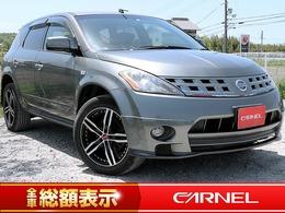 日産 ムラーノ 2.5 250XL ETC Bカメ Sカメ Pシ-ト オ-トエアコン CD