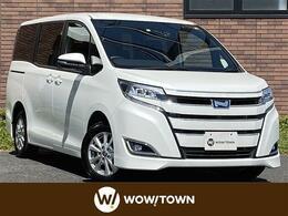 トヨタ ノア 2.0 G セーフティセンス ナビ 両側電動ドア LED