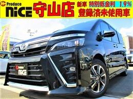 トヨタ ヴォクシー 2.0 ZS 煌III 新車ナノイー搭載セーフティセンス・ソナー