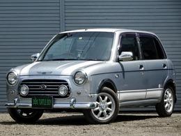 ダイハツ ミラジーノ 660 4WD 4速オートマ 革調シート ラッピング