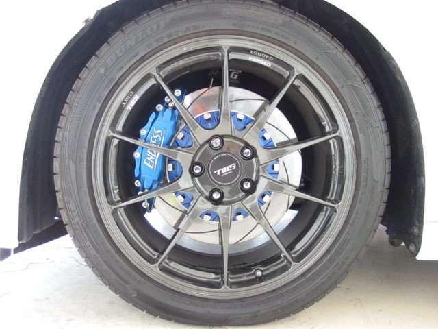 ◆TWS RS317 レーシングGM19インチアルミホイール!◎各種メーカーのアルミが店内に展示しています!当社のトッピングシステムでお好みのアルミホイールをお選び頂けます!