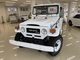 トヨタ ランドクルーザー40 全塗装車 プロコンプショック クーラー無