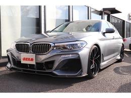 BMW 5シリーズ 530e iパフォーマンス Mスポーツ BEAMコンプリート黒川ACCHUDメーカー保証