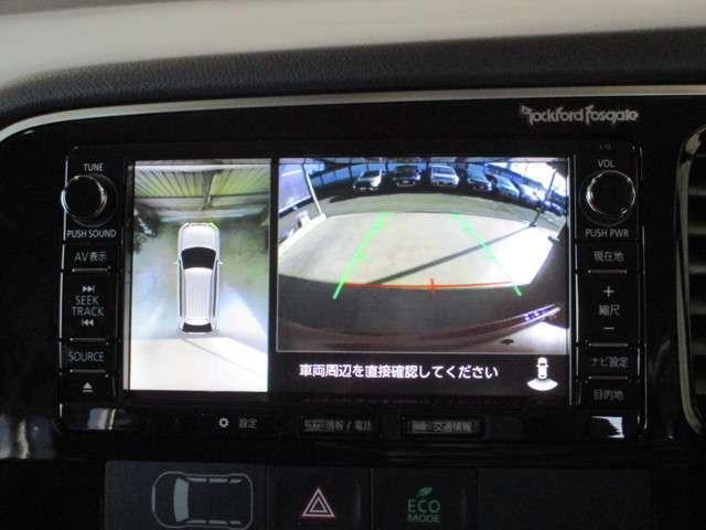 純正7インチSDナビ(MMCS J-13) フルセグ Bluetooth CD/DVD再生 マルチアラウンドビューモニター 三菱リモートコントロール