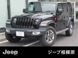 ジープ ラングラー アンリミテッド サハラ 3.6L 4WD 弊社ユーザー様買取車 認定中古車 新車保証