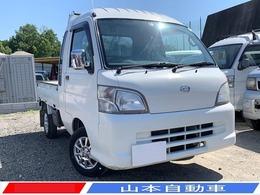 ダイハツ ハイゼットトラック 660 ジャンボ 3方開 4WD PS.PW.AC.集中.4WD