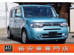 日産 キューブ の中古車 1.5 15X Vセレクション 福岡県福岡市博多区 11.8万円