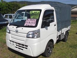 ダイハツ ハイゼットトラック 660 ハイルーフ 3方開 4WD キーレス パワーウインドウ