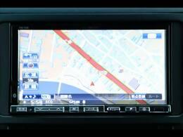 アルパインナビを装備でロングドライブも快適です。フルセグTV視聴可能!