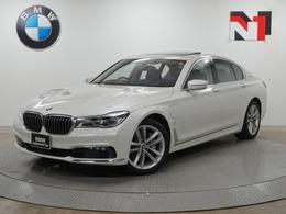 BMW 7シリーズ 740e iパフォーマンス 19AW ACC アダプティブLED 電動ガラスSR