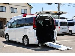 トヨタ ノア 2.0 X ウェルキャブ スロープタイプI 車いす2脚仕様車