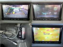 HDDナビ.フルセグ.DVD.CD.CD録音.Bluetooth.バックカメラ.USB.ETC付いてます