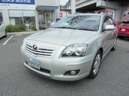 トヨタ アベンシスワゴン 2.0 Xi 4WD ナビTV Rカメ ETC 1オナ禁煙4WD