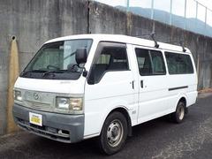 マツダ ボンゴブローニイバン の中古車 2.0 DX ワイドロー ロング 広島県東広島市 44.0万円