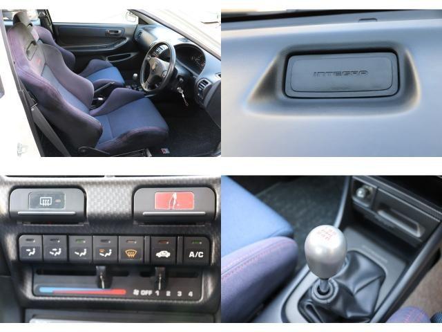 運転席シート 時計レス仕様   エアコン操作パネル  シフトノブ