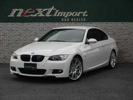 BMW 3シリーズクーペ 320i Mスポーツパッケージ 6MT タイヤ新品 社外ナビ 地デジ 19AW