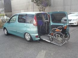 トヨタ ファンカーゴ 1.3 X 福祉車両
