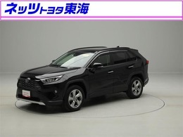 トヨタ RAV4 2.0 G 4WD 衝突被害軽減ブレ-キ ムーンル-フ